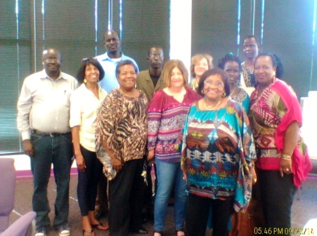 Kuumba Storytellers & USASSCA - September 2014